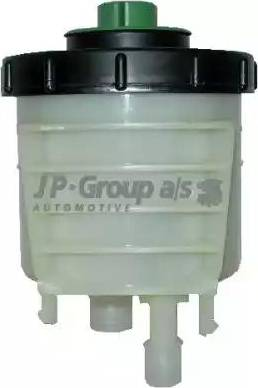 JP Group 1145200700 - Expansion Tank, power steering hydraulic oil www.parts5.com