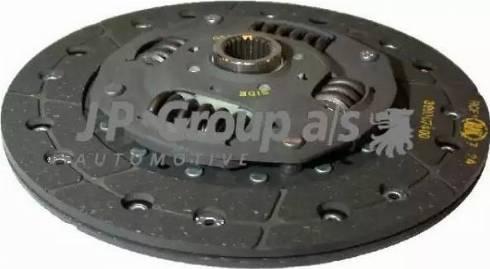 JP Group 1130200900 - Clutch Disc www.parts5.com