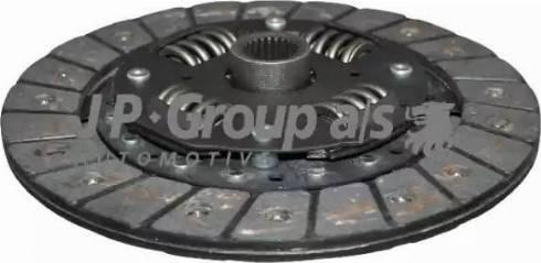 JP Group 1130200400 - Clutch Disc www.parts5.com