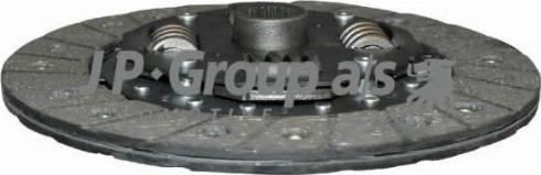 JP Group 1130200800 - Clutch Disc www.parts5.com