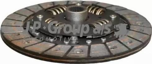 JP Group 1130200700 - Clutch Disc www.parts5.com
