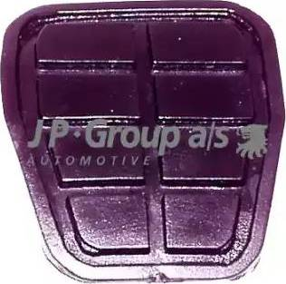 JP Group 1172200100 - Brake Pedal Pad www.parts5.com