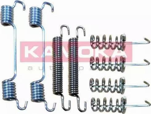Kamoka 1070023 - Accessory Kit, parking brake shoes www.parts5.com