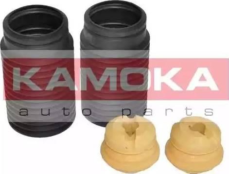 Kamoka 2019008 - Dust Cover Kit, shock absorber www.parts5.com