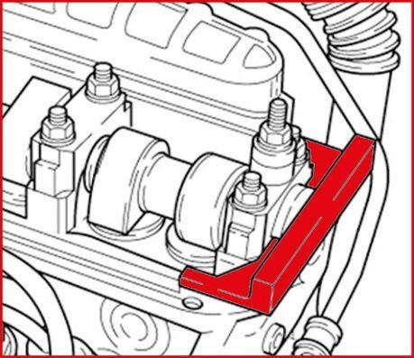 KS Tools 4009017 - Alignment Ruler, camshaft www.parts5.com