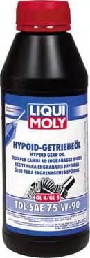 Liqui Moly 1406 - Manual Transmission Oil www.parts5.com