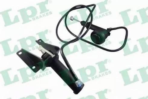 LPR 3140K - Master / Slave Cylinder Kit, clutch www.parts5.com