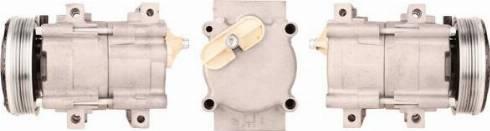 LUCAS ACP171 - Compressor, air conditioning www.parts5.com