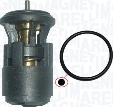 Magneti Marelli 352317002860 - Thermostat, coolant www.parts5.com