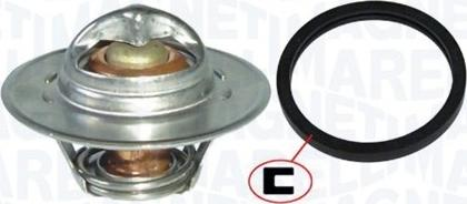 Magneti Marelli 352317101330 - Thermostat, coolant www.parts5.com