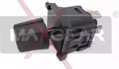 Maxgear 500033 - Blower Switch, heating/ventilation www.parts5.com