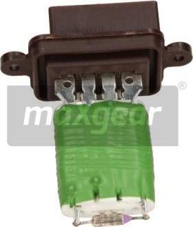 Maxgear 570171 - Resistor, interior blower www.parts5.com