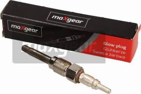 Maxgear 660140 - Glow Plug, auxiliary heater www.parts5.com
