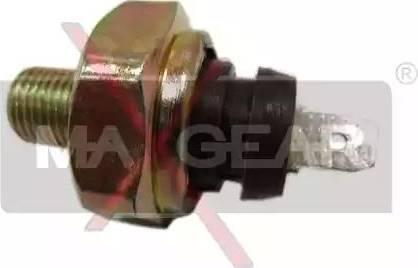 Maxgear 210100 - Oil Pressure Switch www.parts5.com