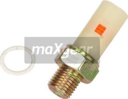 Maxgear 210357 - Sender Unit, oil pressure www.parts5.com
