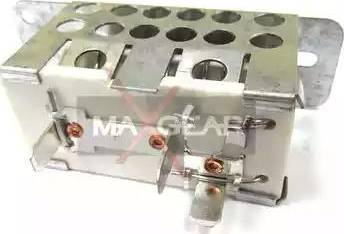 Maxgear 270077 - Resistor, interior blower www.parts5.com