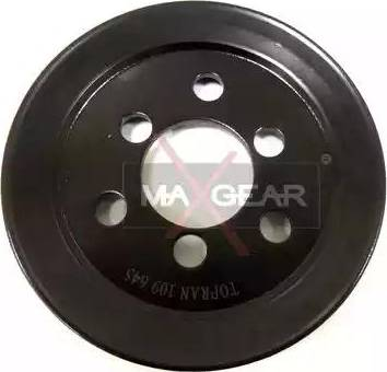 Maxgear 270145 - Pulley, power steering pump www.parts5.com