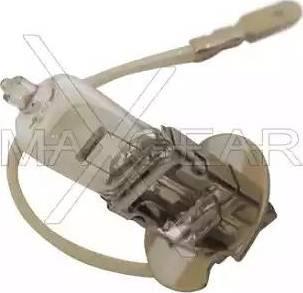 Maxgear 780007 - Bulb, cornering light www.parts5.com