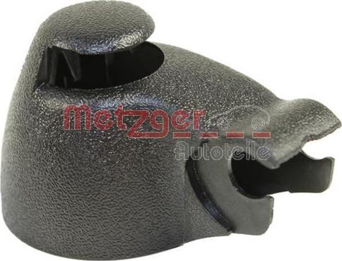 Metzger 2190408 - Cap, wiper arm www.parts5.com