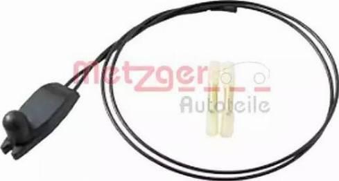 Metzger 2322019 - Cable Repair Set, outside temperature sensor www.parts5.com