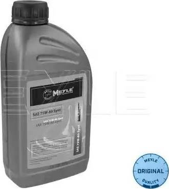 Meyle 0140193300 - Manual Transmission Oil www.parts5.com