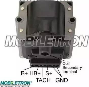 Mobiletron IG-H013K - Ignition Coil www.parts5.com