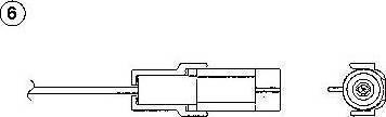 Esen SKV 09SKV069 - Lambda Sensor www.parts5.com