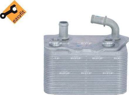 NRF 31774 - Oil Cooler, manual transmission www.parts5.com