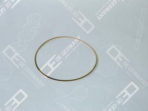 OE Germany 01 0111 400000 - O-Ring, cylinder sleeve www.parts5.com