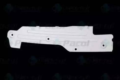 Pacol BPCVO004L - Headlight Base www.parts5.com