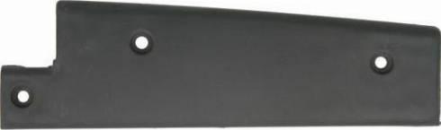 Pacol MANFB062R - Cover, bumper www.parts5.com