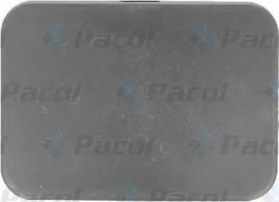 Pacol MANFP012 - Cover, bumper www.parts5.com