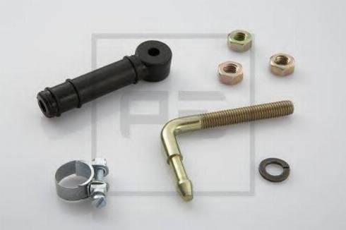 PE Automotive 07651600A - Suspension Strut, pneumatic suspension www.parts5.com