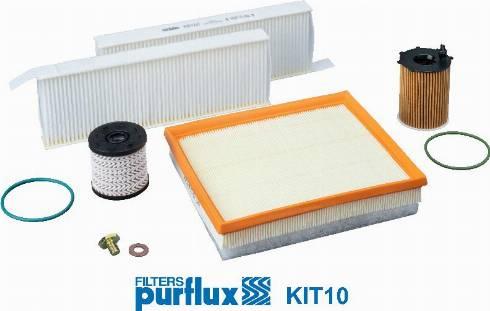 Purflux KIT10 - Filter Set www.parts5.com