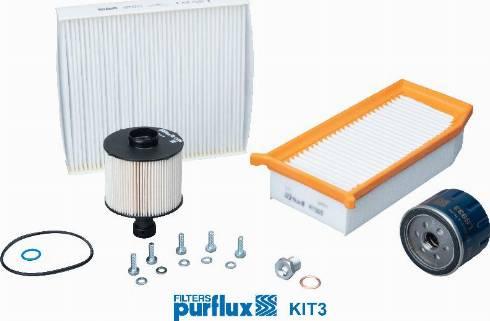 Purflux KIT3 - Filter Set www.parts5.com