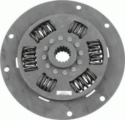 SACHS 1866600004 - Torsion Damper, clutch www.parts5.com