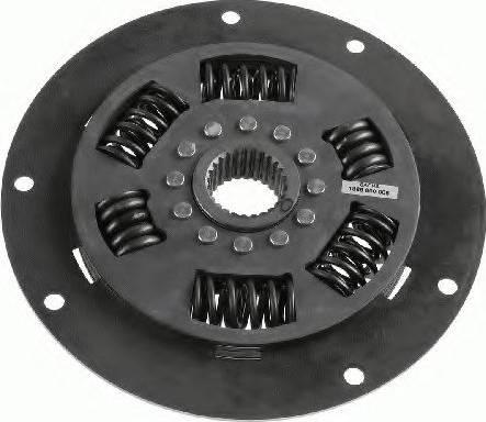 SACHS 1866600006 - Torsion Damper, clutch www.parts5.com