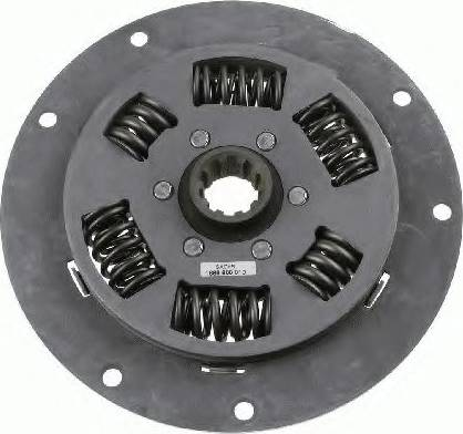 SACHS 1866600010 - Torsion Damper, clutch www.parts5.com
