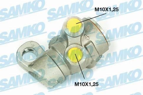 Samko D07412 - Brake Power Regulator www.parts5.com