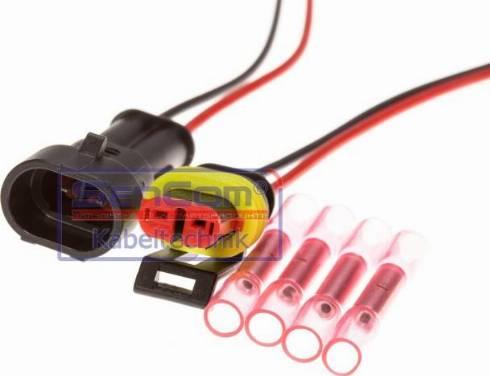 SenCom 3052102 - Repair Set, harness www.parts5.com