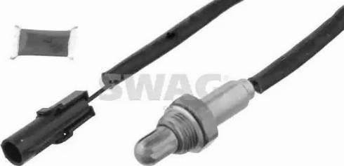 Swag 40 91 7536 - Lambda Sensor www.parts5.com