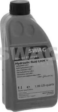 Swag 64924704 - Central Hydraulic Oil www.parts5.com