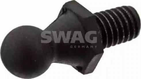 Swag 10940838 - Fastening Element, engine cover www.parts5.com