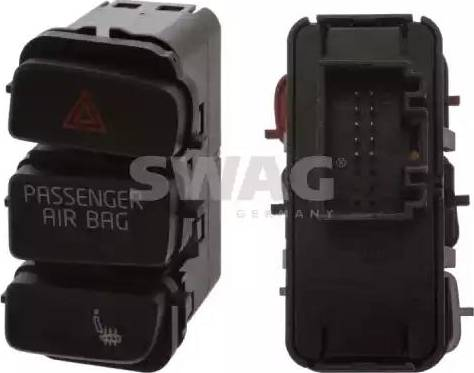 Swag 30944394 - Switch, seat heating www.parts5.com