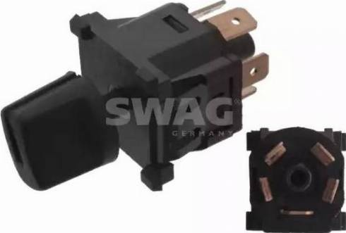 Swag 30945623 - Blower Switch, heating/ventilation www.parts5.com