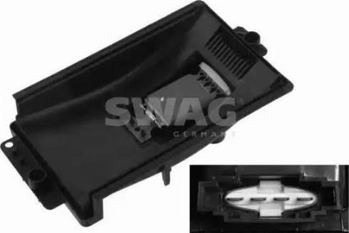 Swag 30933154 - Control Unit, heating / ventilation www.parts5.com