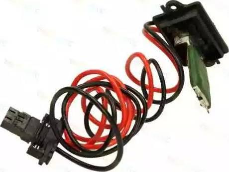 Thermotec DER002TT - Pre-resistor, blower www.parts5.com
