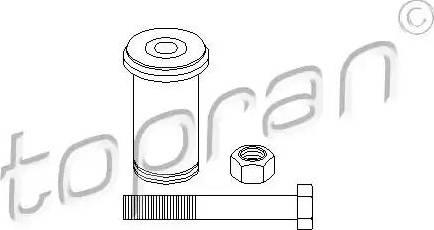 Topran 400087 - Repair Kit, reversing lever www.parts5.com
