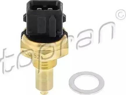 Topran 500521 - Sensor, oil temperature www.parts5.com