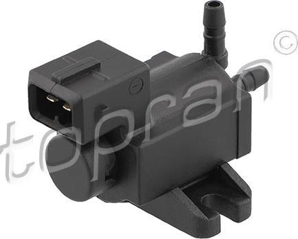 Topran 639811 - Change-Over Valve, exhaust-gas door www.parts5.com